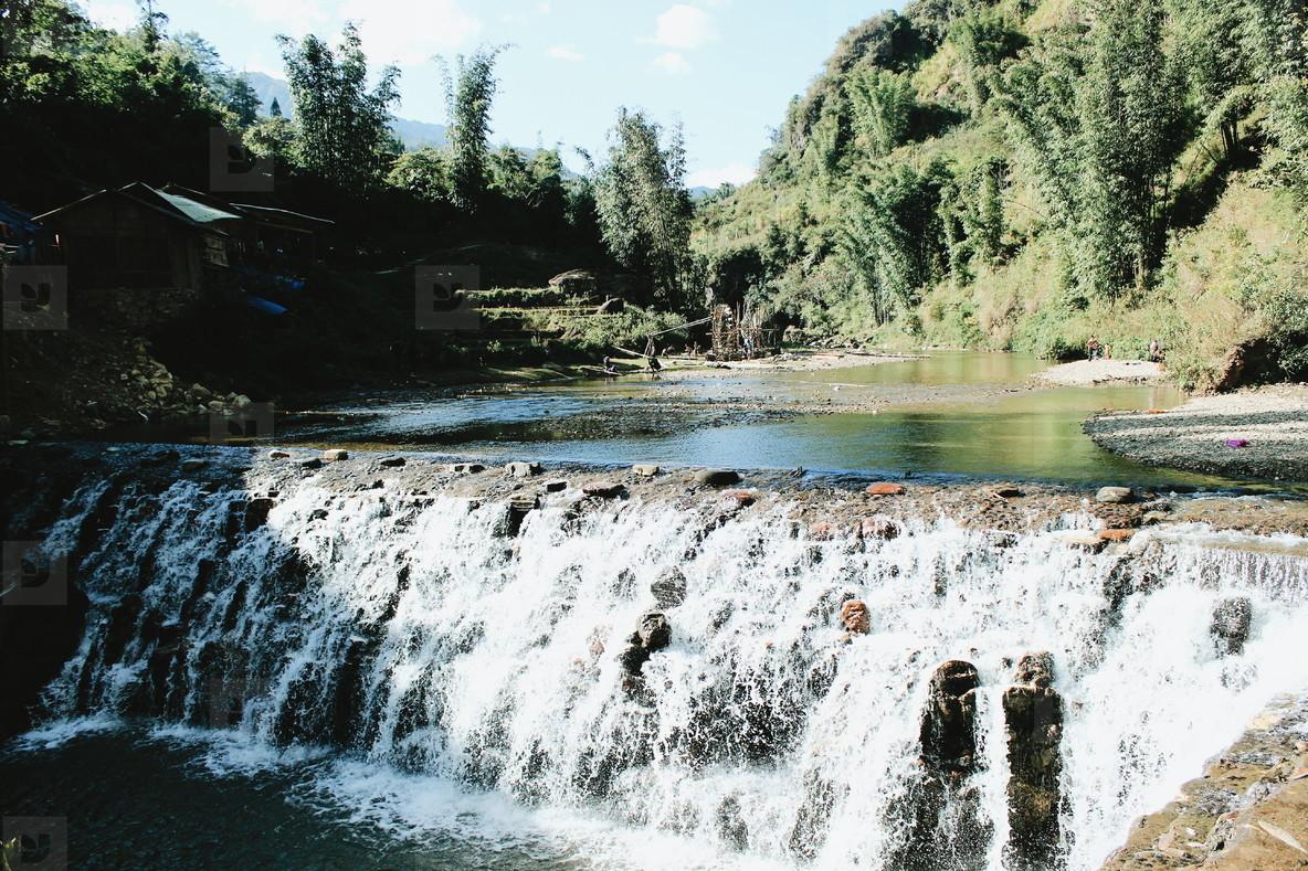 Waterfall  Vietnam  03