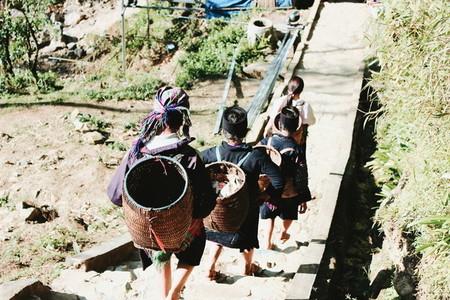Sapa People  Vietnam
