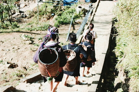 Sapa People  Vietnam