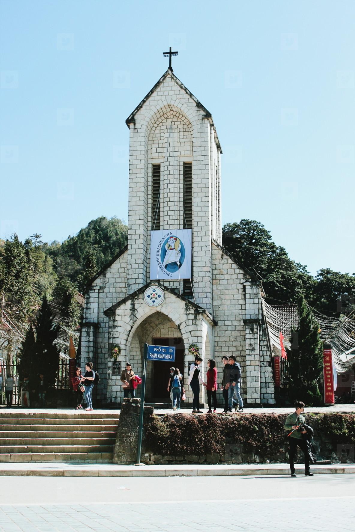 Church  Vietnam  01