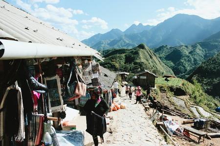 Tribe mountain village 03