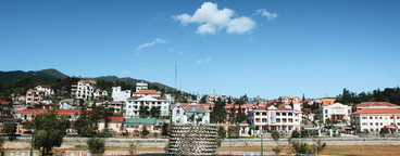 Sapa city  North Vietnam  01