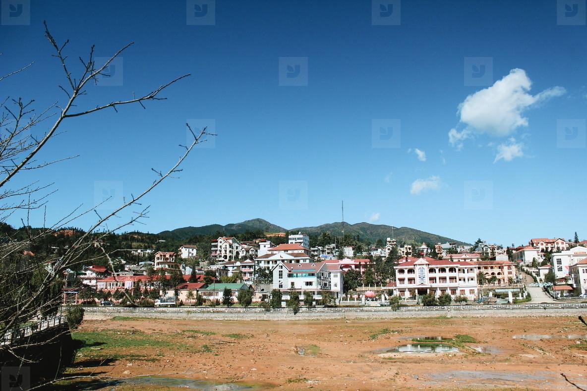 Sapa city   north vietnam  02