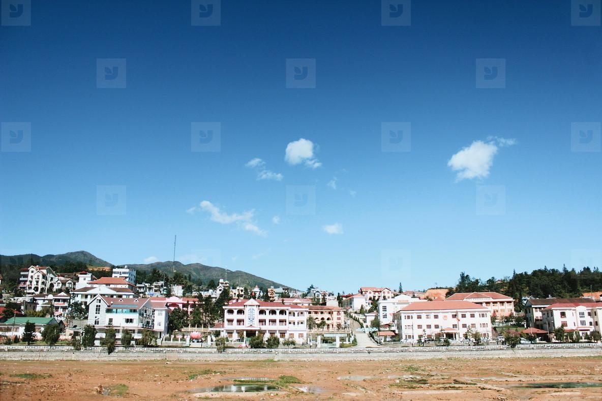 Sapa city   north vietnam  03