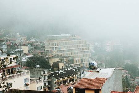 Top view in Sapa  Vietnam