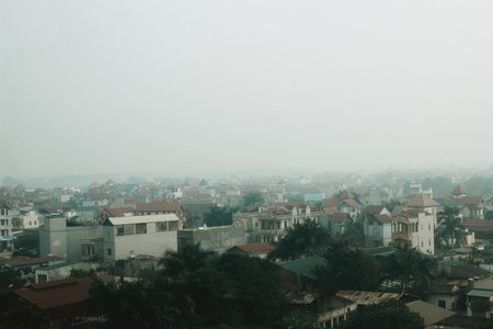 City view  Vietnam