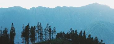 Mountain view  Vietnam  02