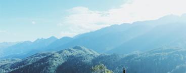 Mountain view  Vietnam  07