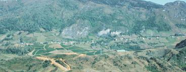 Mountain view  Vietnam  08