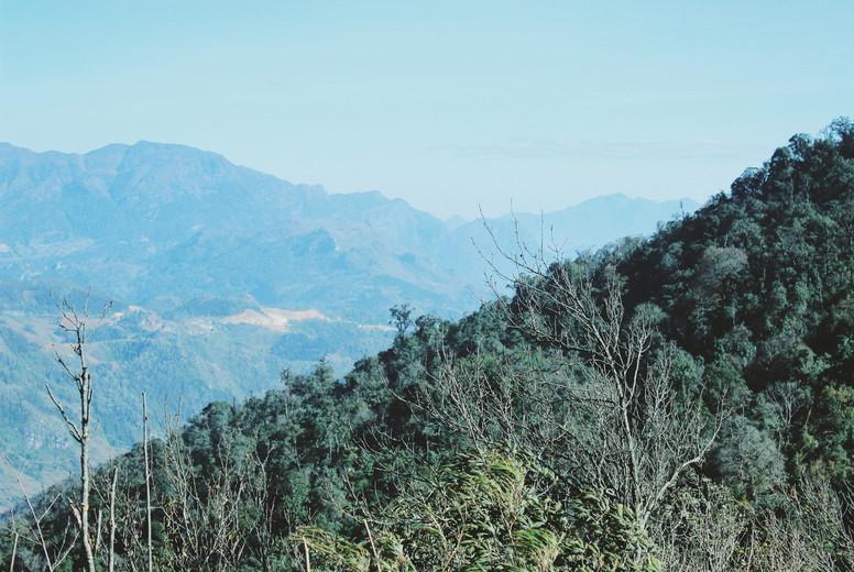 Mountain view  Vietnam  13