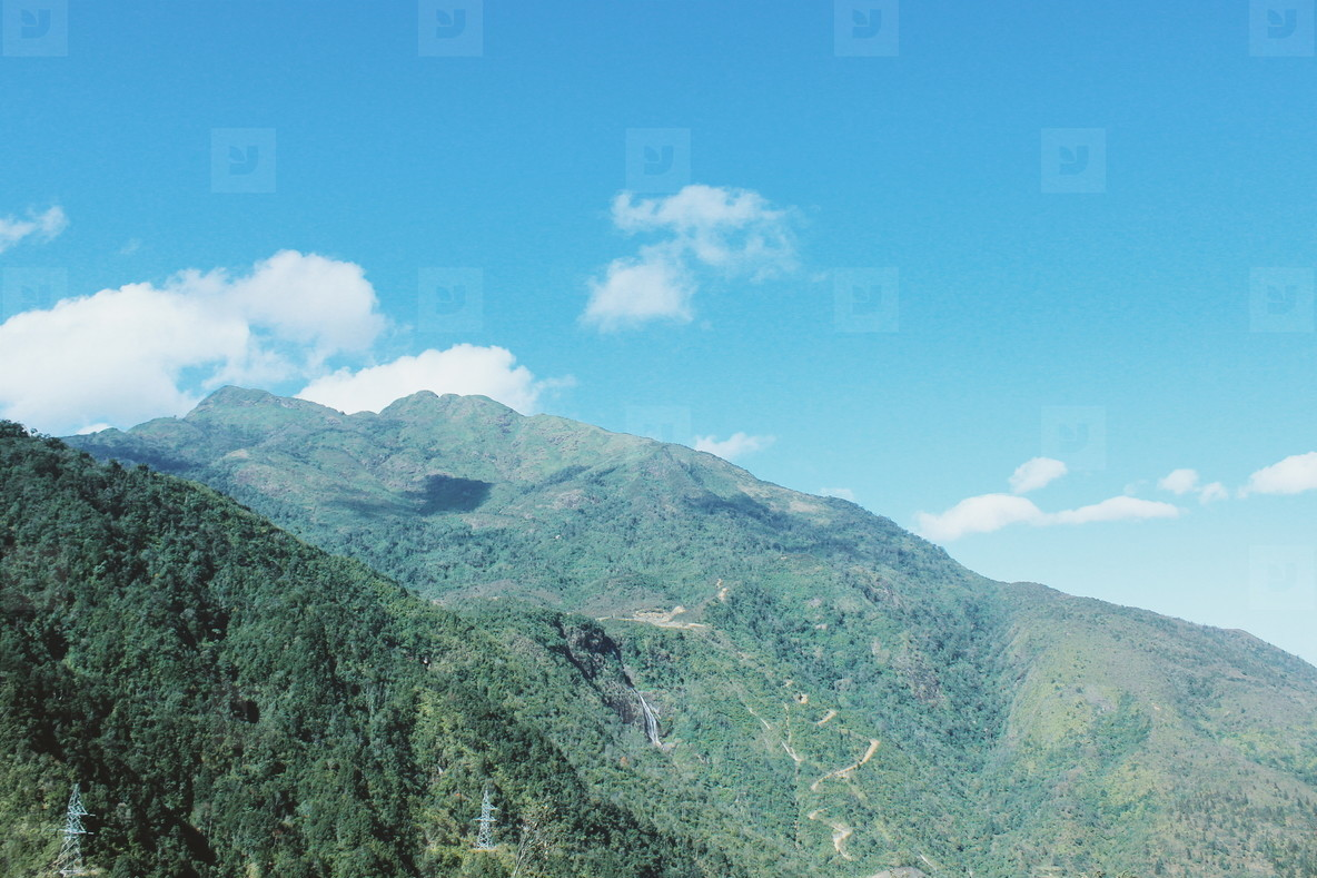 Mountain view  Vietnam  14