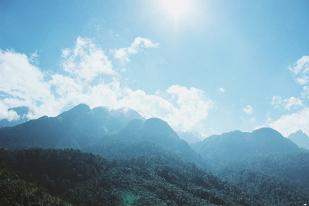 Mountain view Vietnam 16