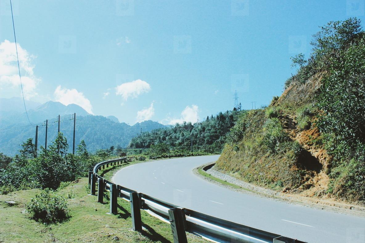 Mountain view  Vietnam  22