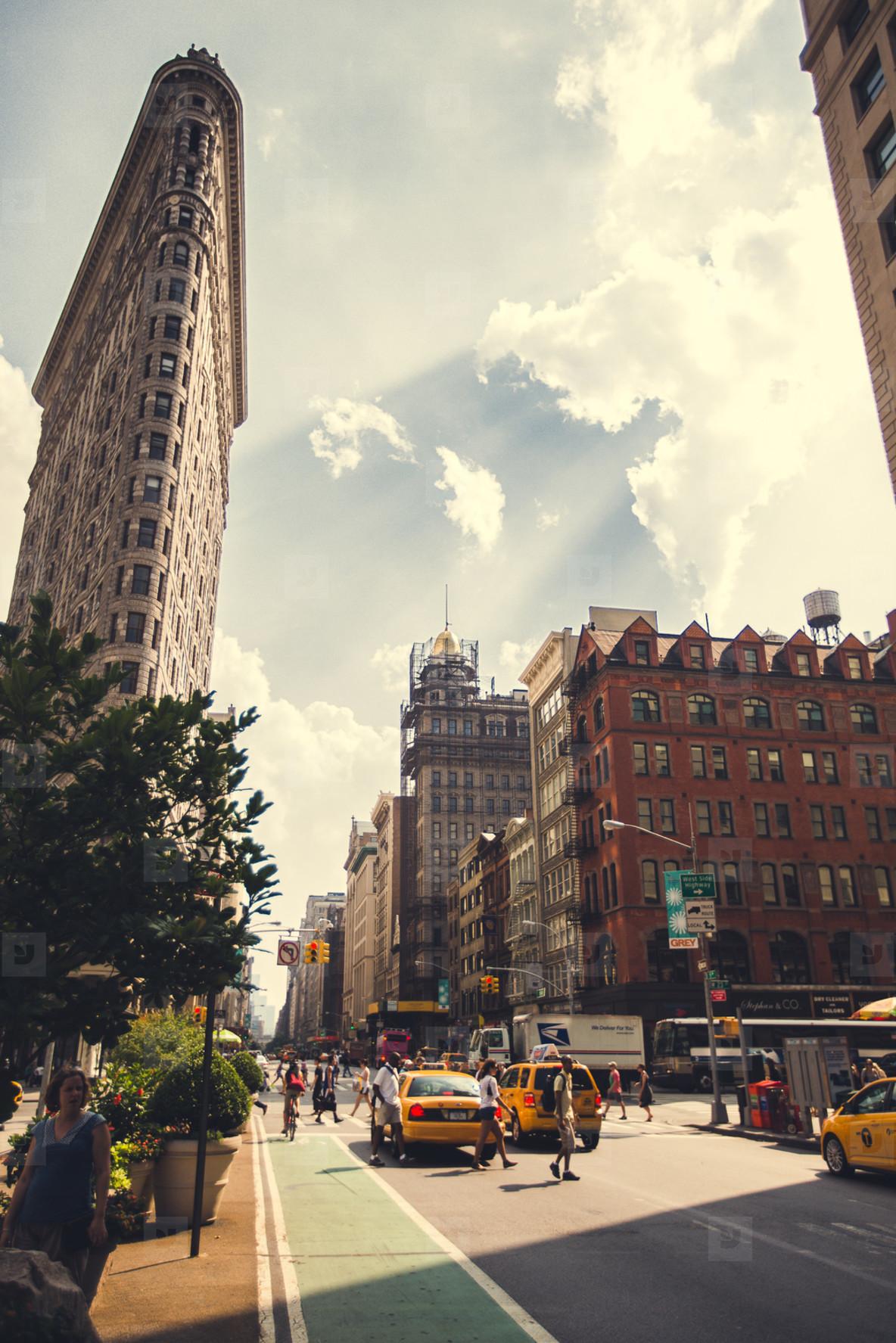 New York Skyline V1