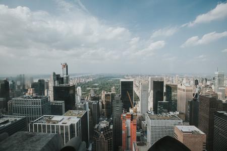 New York Skyline V2