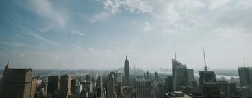 New York Skyline V3