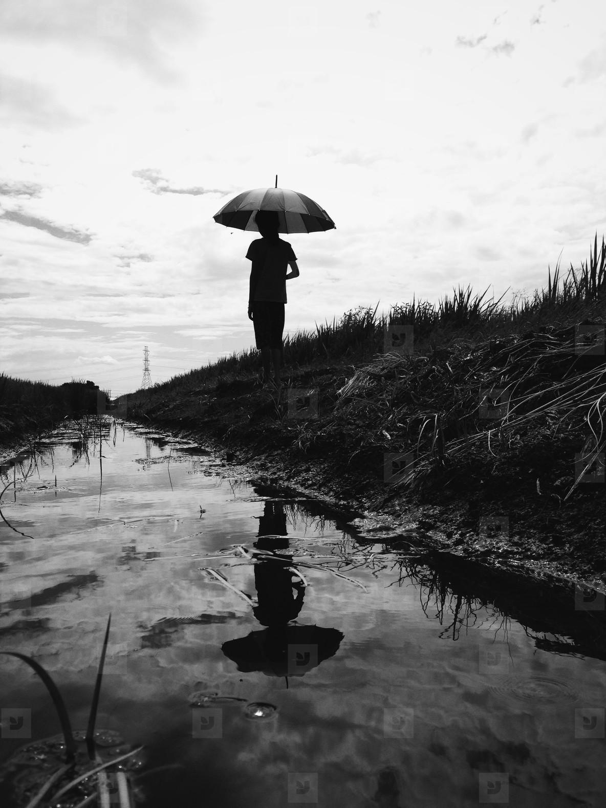 Black and White photo  05