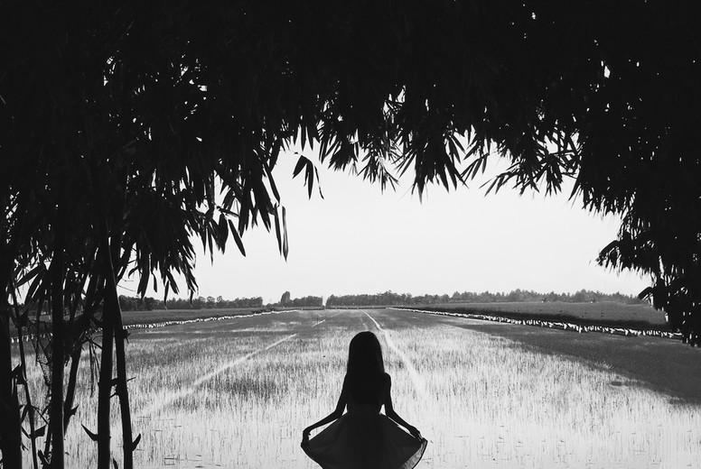 Black and White photo  06