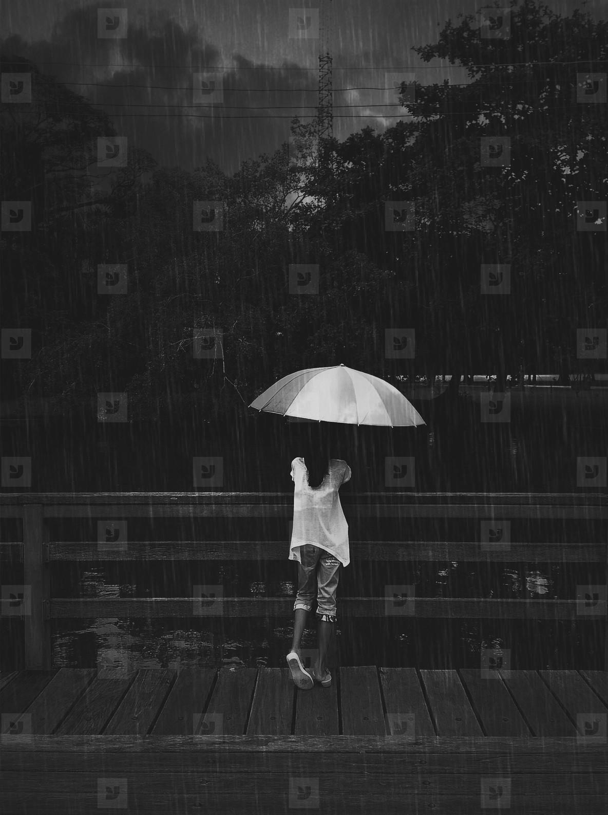 Black and White photo  11