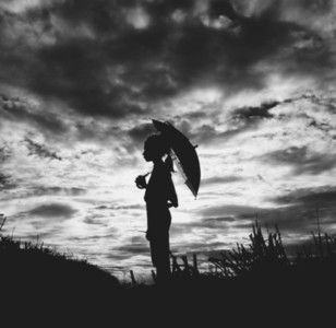 Black and White photo 16