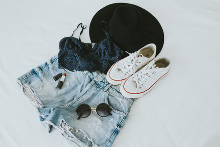 Hipster Outfit V1