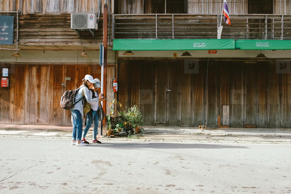 Chiang Khan  Thailand  03