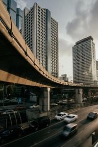 Railroad Bangkok  Thailand