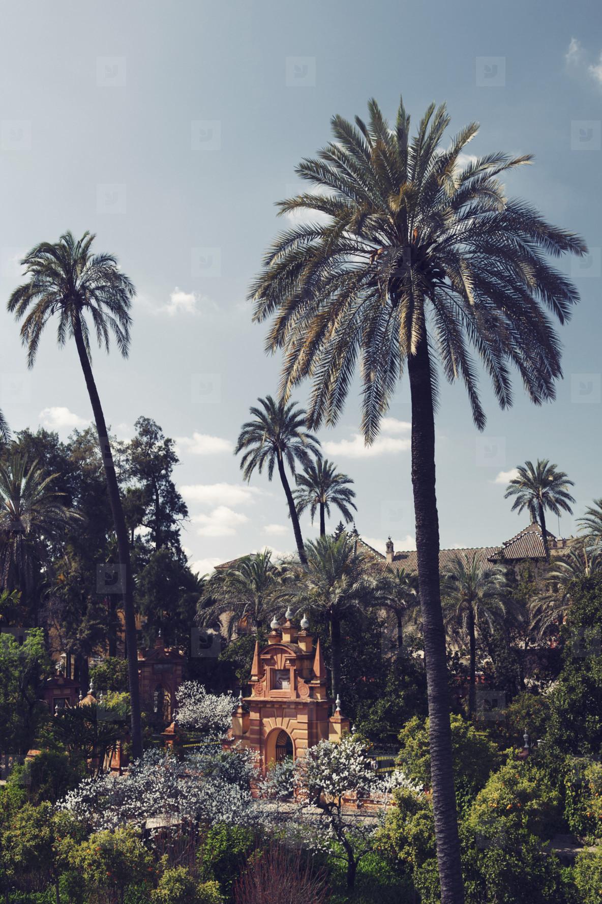 The Gardens of Alcazar