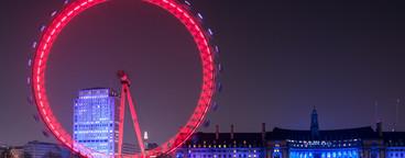 London Eye Wheel