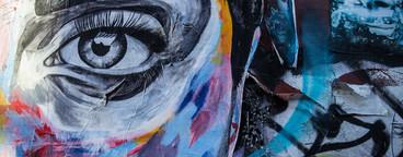 Street Art Eye