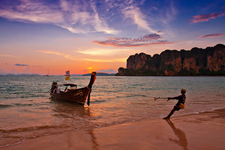 Thailand Sunset