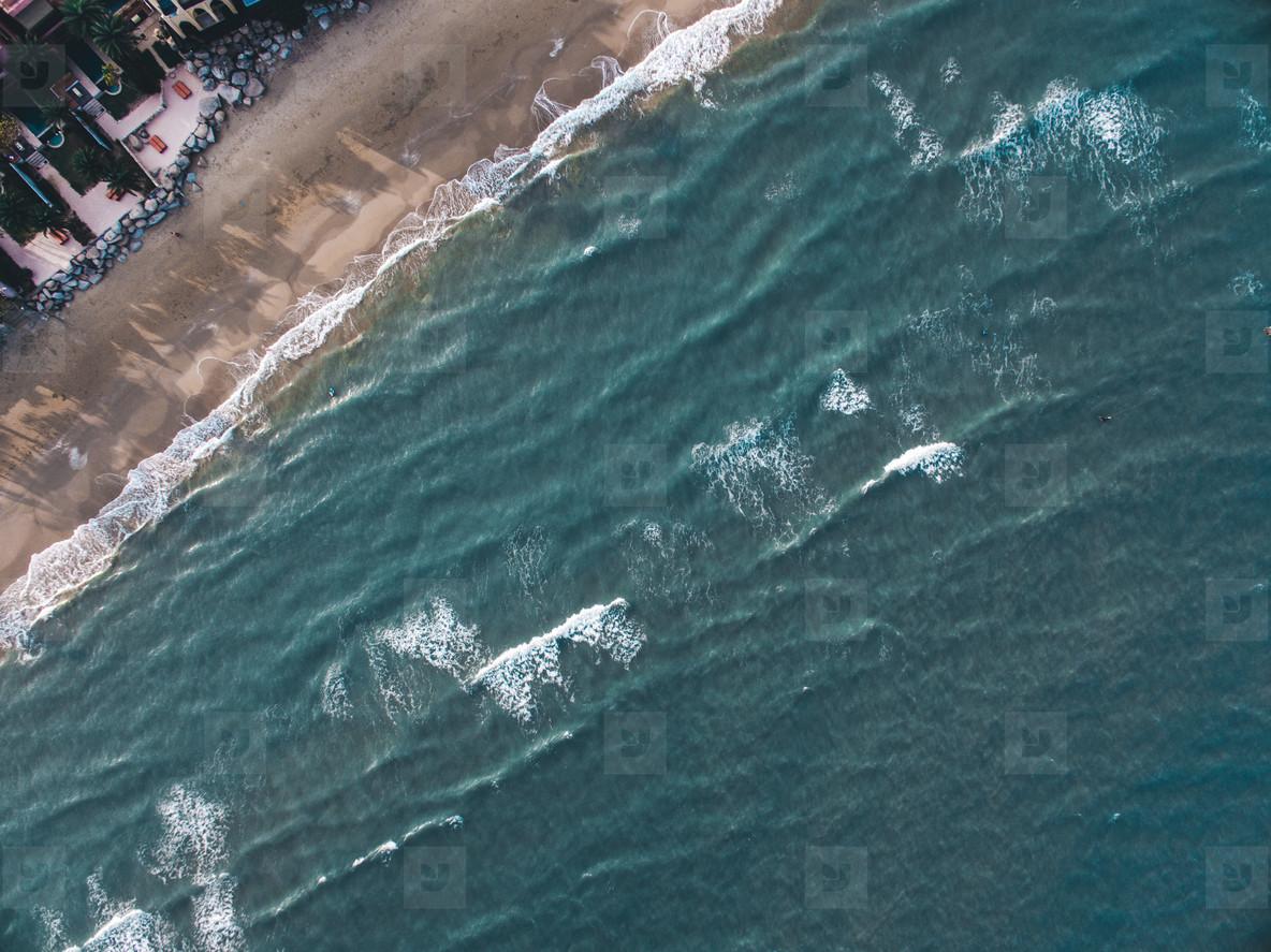 Beach Aerial 01