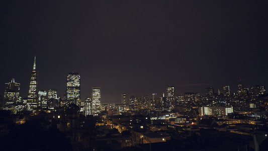 San Franciscoby Night