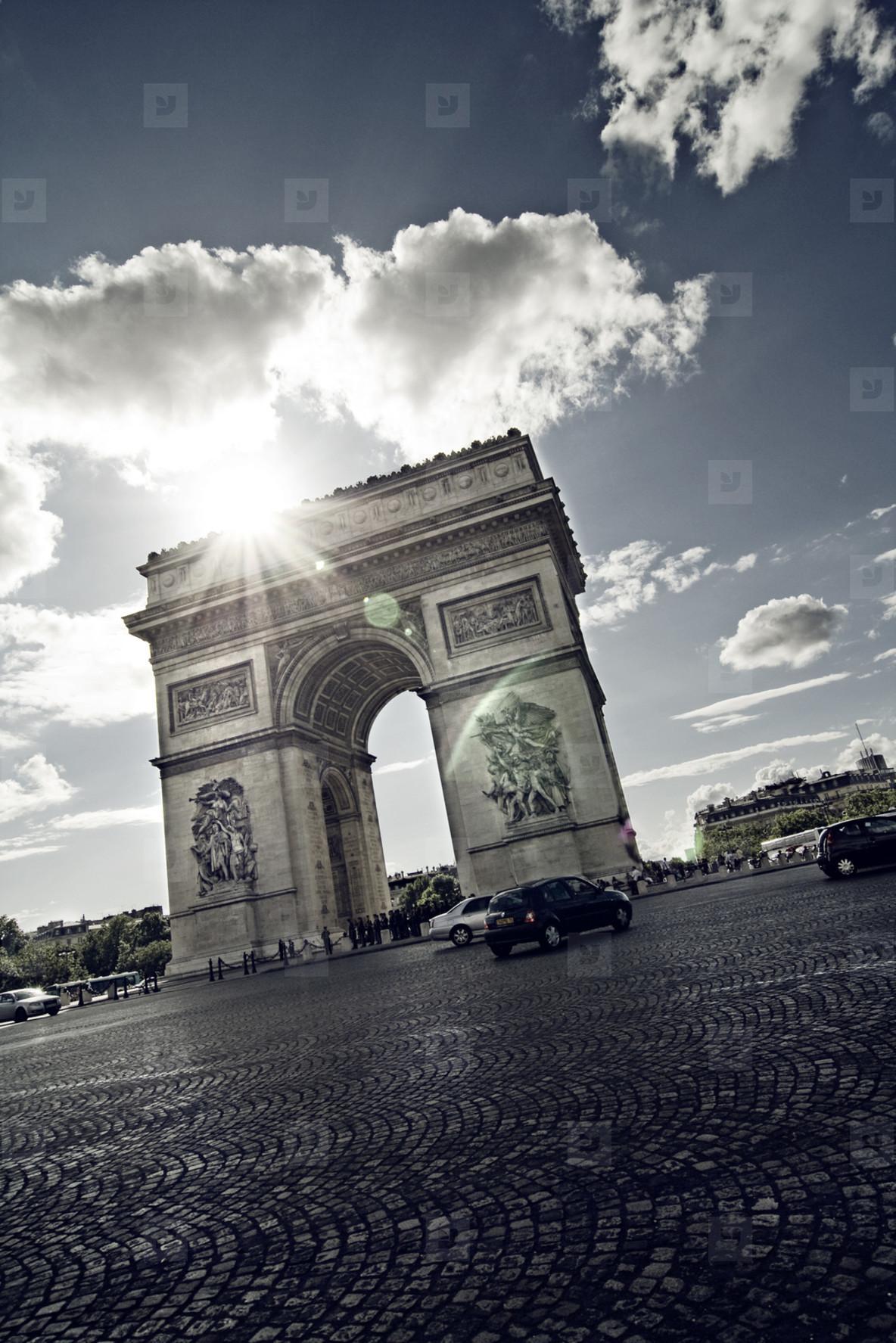 Le Arc Du Triumph