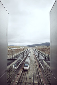 Trains to Anywhere