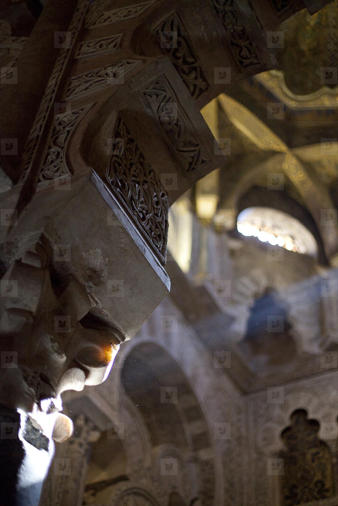 Details of Alhambra