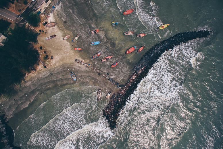 Thai Fish Boat Village 01