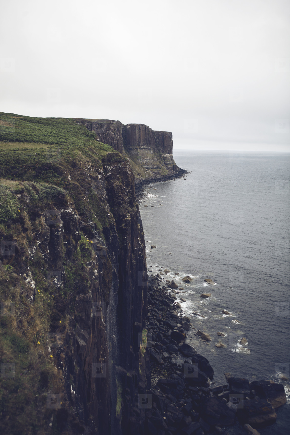 Cliffs of Scotland