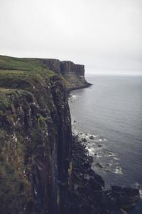 Cliffs of Scotland