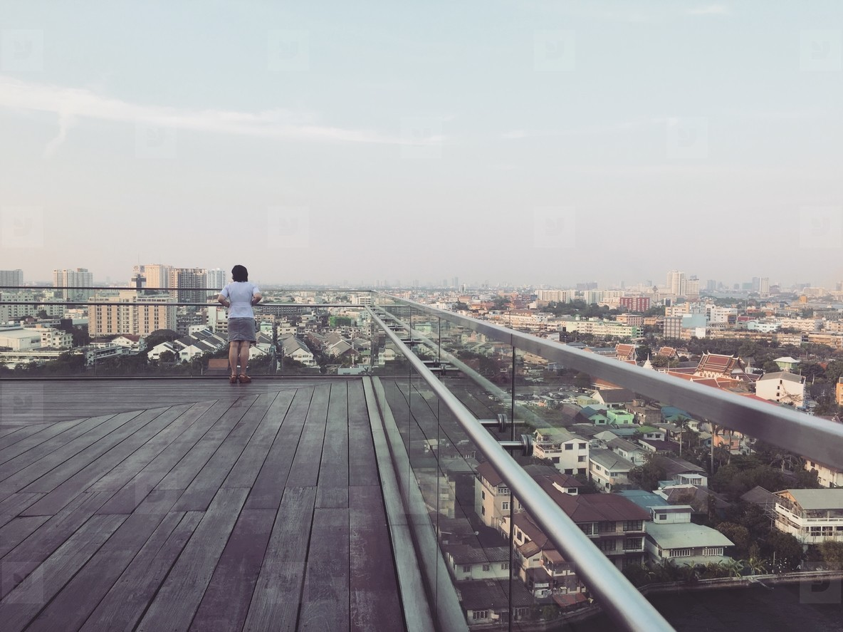 Viewpoint of Bangkok