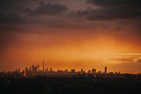 Toronto Skyline 2