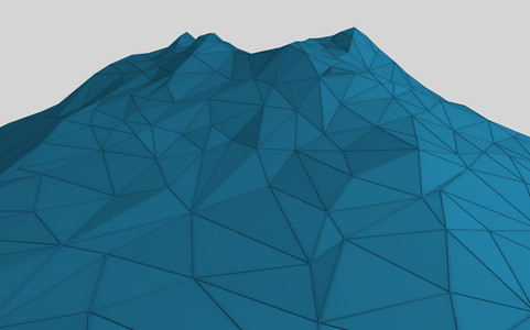 polygon landscape