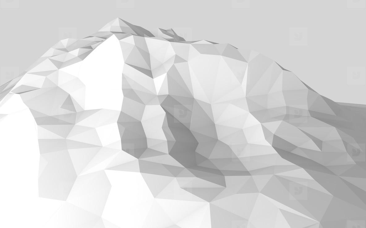 polygon landscape