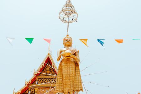 Thai Temple Buddha
