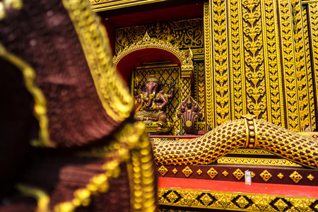 Golden Thai Temple   A