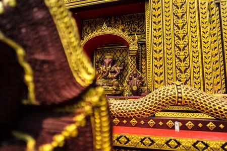 Golden Thai Temple   A