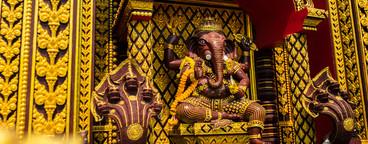 Golden Thai Temple   B