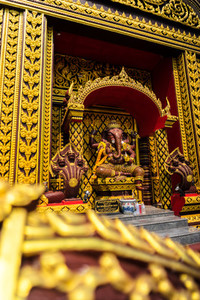 Golden Thai Temple   B