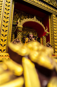 Golden Thai Temple   c