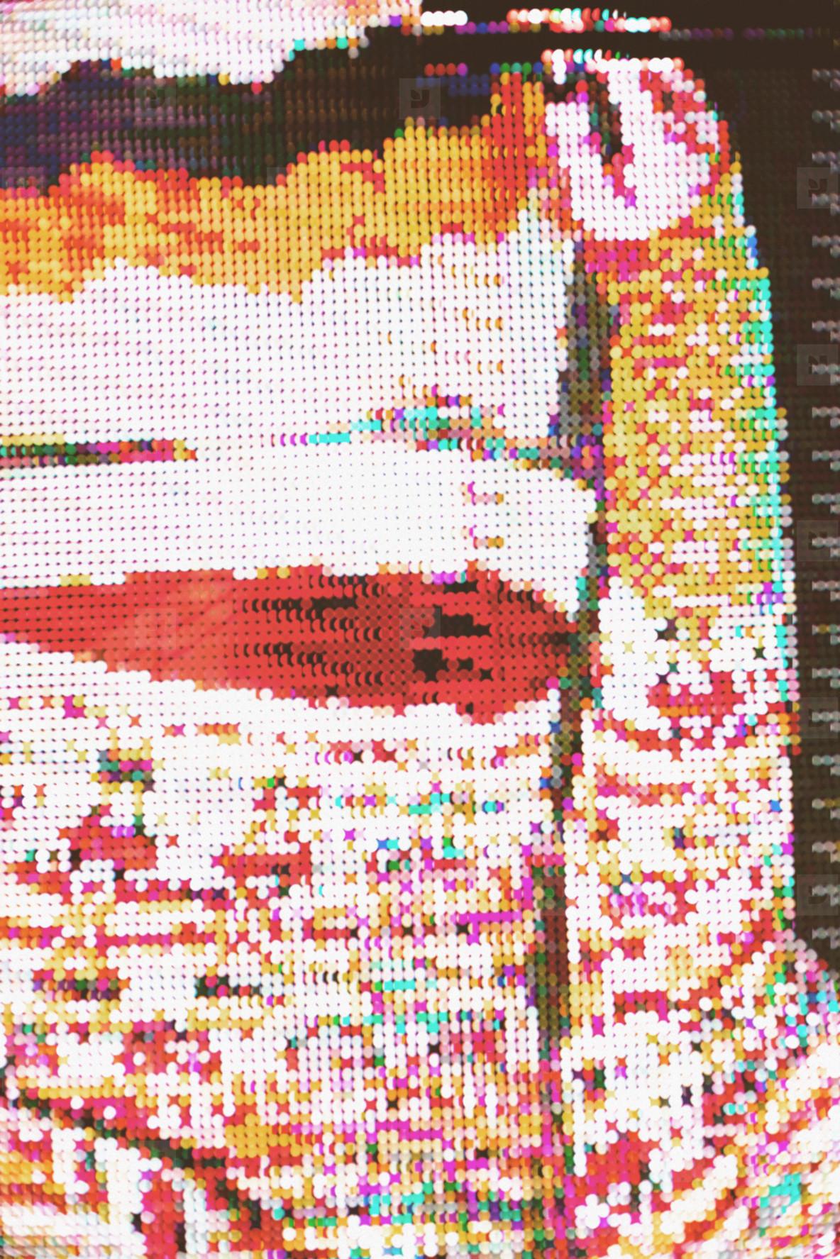 Digital Glitch B14